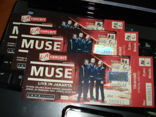 Ticket Muse1