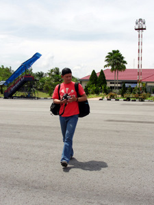 Bandara Has Hajarudin Belitung