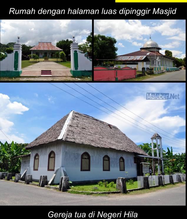 Gereja Tua - Hila