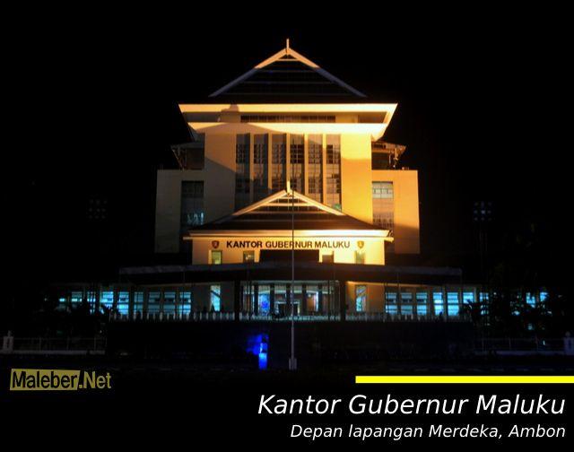 Kantor gubernur Ambon