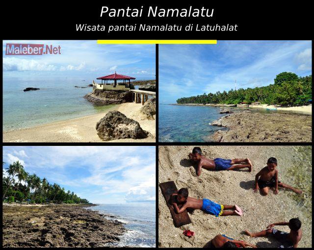 Pantai Namalatu-Latuhalat-Ambon