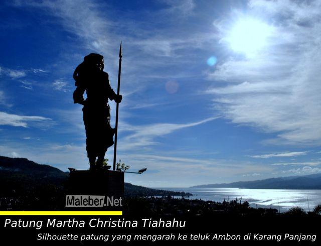 Patung Martha Christina Tiahahu Ambon