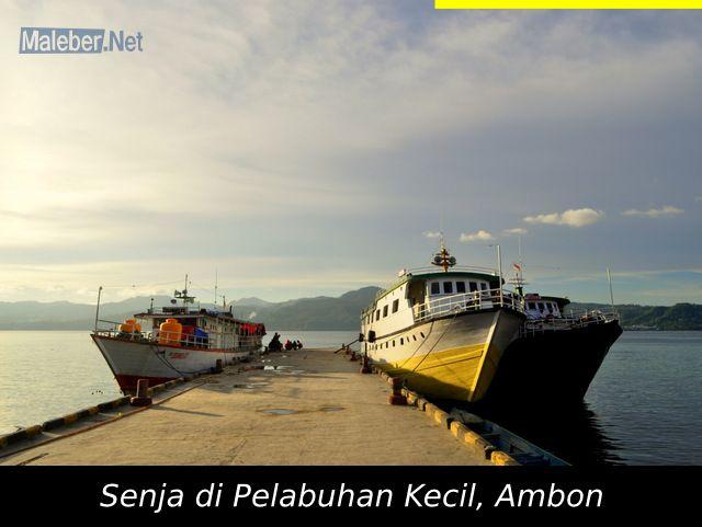 Pelabuhan Kecil Ambon
