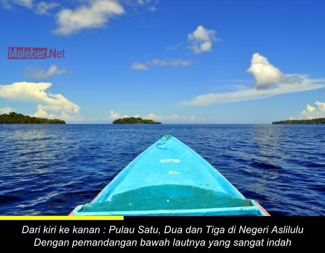 Pulau Tiga - Asilulu