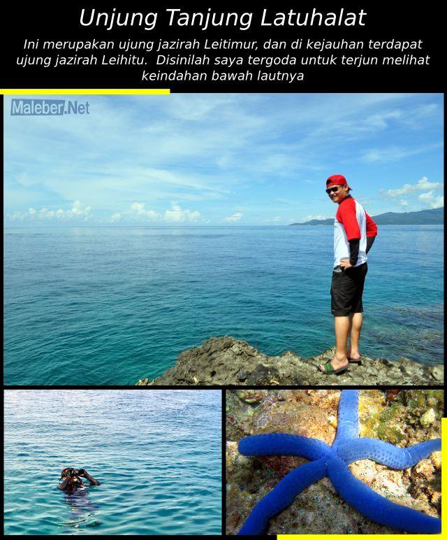 Ujung Tanjung Latuhalat - Ambon