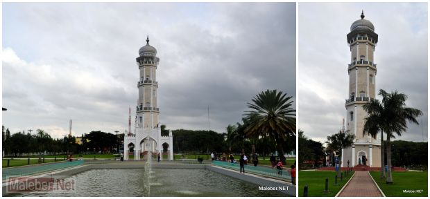 Masjid Raya Baiturrahman - Banda Aceh