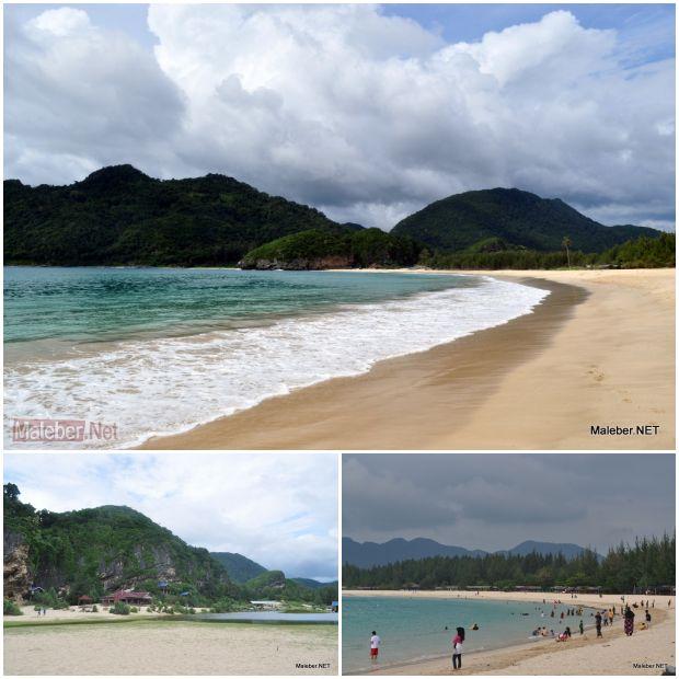 Pantai Lampuuk - Aceh Besar