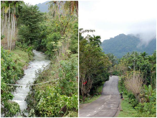 Menuju gunung Jaboi